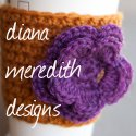 Diana Meredith Designs Button